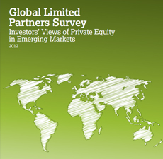 2012 Global Limited Partners Survey