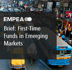 First-time Funds in Emerging Markets