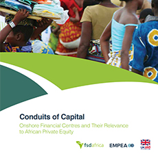 Conduits of Capital: Onshore Financial Centres and Their Relevance to African Private Equity