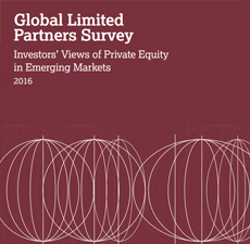 2016 Global Limited Partners Survey
