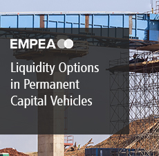 Liquidity Options in Permanent Capital Vehicles