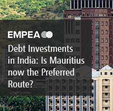 Debt Investment in India: Is Mauritius now the Preferred Route?