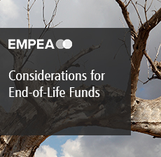 Considerations for End-Of-Life Funds