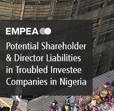 Potential Shareholder and Director Liabilities in Troubled Investee Companies
