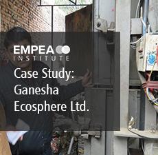 Case Study: Ganesha Ecosphere Ltd.