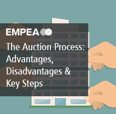 The Auction Process: Advantages and Disadvantages and the Key Steps