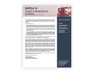 Legal & Regulatory Bulletin – Issue No. 16, Winter 2016
