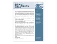 Legal & Regulatory Bulletin – Issue No. 12, Summer 2014