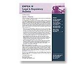 Legal & Regulatory Bulletin – Issue No. 13, Winter 2015
