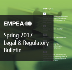 Legal & Regulatory Bulletin – Issue No. 21, Spring 2017