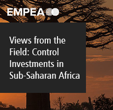 Views from the Field: Control Investments in Sub-Saharan Africa
