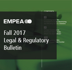 Legal & Regulatory Bulletin – Issue No. 23, Fall 2017