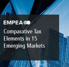 Tax and the Strategic Investment Decision: Where, Why, When and Comparative Tax Elements in 15 Emerging Markets