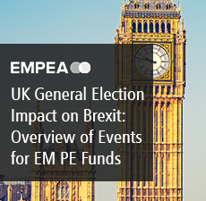UK General Election Impact on Brexit: Overview of Events for EM PE Funds