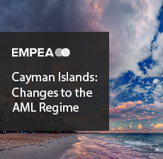 Cayman Islands: Changes to the AML Regime