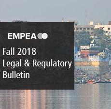 Legal & Regulatory Bulletin – Issue No. 26, Fall 2018