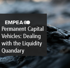 Permanent Capital Vehicles: Dealing with the  Liquidity Quandary
