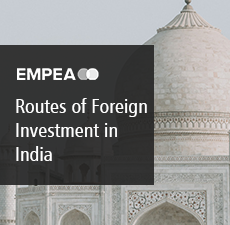 Routes of Foreign Investment in India: Simplifying the Labyrinth for Foreign Investors