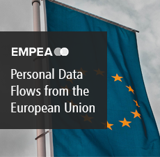 Personal Data Flows from the European Union