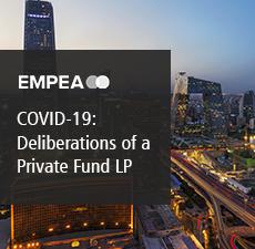COVID-19: Deliberations of a Private Fund LP