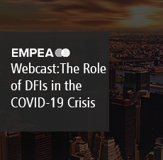 Webcast Recap: The Role of Development Finance Institutions in the COVID-19 Crisis