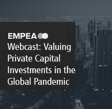 Webcast Recap: Valuing Private Capital Investments in the Global Pandemic