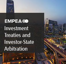 Investment Treaties and Investor-State Arbitration:Tools to Manage Political Risk in Emerging Markets